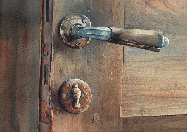 Bildresultat för bild på öppen dörr
